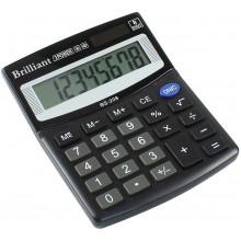 Калькулятор Brilliant BS-208 8-разрядный