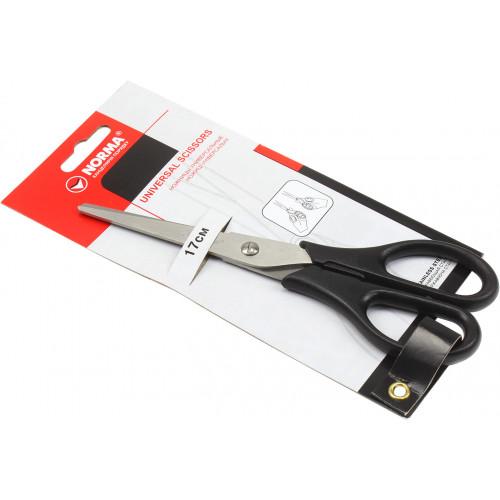 Ножиці офісні Norma 17см (12) №4235