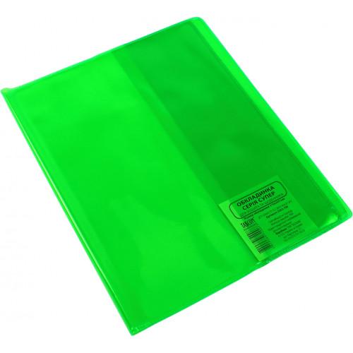 Обкладинка для зошитів та щоденників Tascom Супер 210х345мм (10) (400) 2303-TM/2304-ТМ
