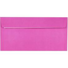 Конверт Е65 Поштовий / DL (0 і 0) скл рожевий (100) (1000)