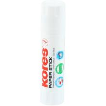Клей-карандаш Kores Paper Stick 10гр основа PVP (24) (576) №К17103