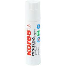 Клей-карандаш Kores Paper Stick 20гр основа PVP (24) №К17203