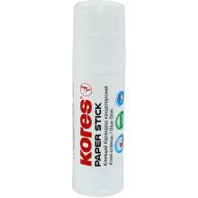 Клей-карандаш Kores Paper Stick 15 гр основа PVP (24) (384) №К17153