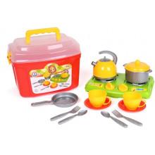 Набір посуду Кухонний набір 10 Технок (8) №5934 Технокомп