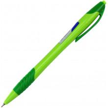 Ручка масляная шариковая Hiper Flambo 0,7 мм синяя (10) HA-135
