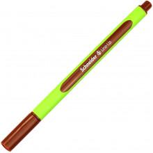Линер Schneider 0,4 мм Line-Up коричневый (10) №S191007