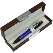 Ручка кулькова Cabinet Empire 0,7мм корпус синій O15360-02