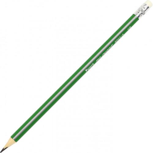 Олівець графітний Axentу тубі (100) (600) (1800) 9003-НВ/100