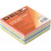 Блок для заміток неклеєний 90х90мм 30мм Delta by Axent Color (108) 8023