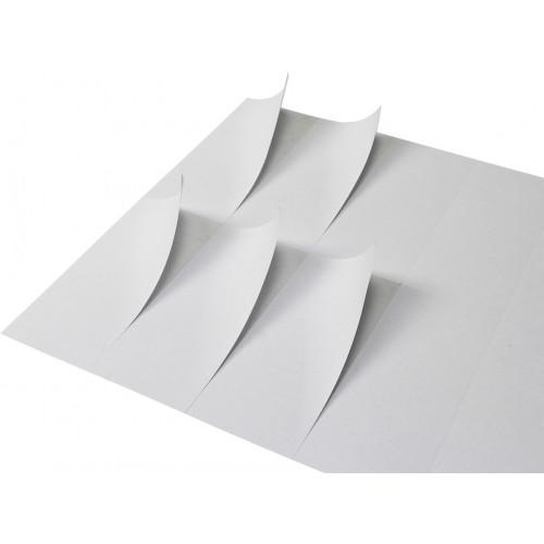 Етикетки самоклейні Uni Labels А4/14 шт 105х42,4мм (100) 830204