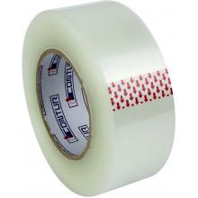 Стрічка клейка пакувальна Contur 48ммх225мх45мкм прозора (пиле, волого, морозостійка) (6) (24)