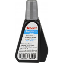 Штемпельная краска Premium бирюзовая 28мл №7012