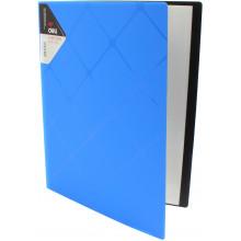 Папка с 20-ю файлами А4 Deli Magic Cube Line (12) (72) №5122