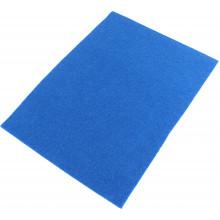 Фетр жорсткий Santi 21х30см світло-синій (10) 740426