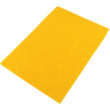 Фетр жорсткий Santi 21х30 см темно-жовтий (10) 741836
