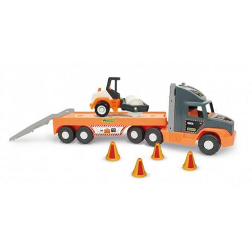 "Вантажівка ""Super Tech truck"" з катком №36740"