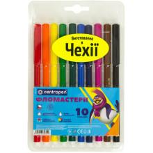 Фломастеры Centropen Color World 10 цветов (1) (200) №7550/10