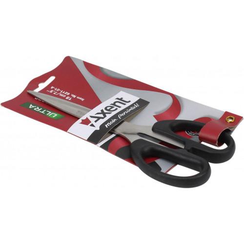 Ножиці офісні Axent Ultra 19см чорні (10) 6211-01