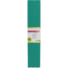 Папір-гофра 5 55% 26,4г/м2 2мх50см 701528 зелений