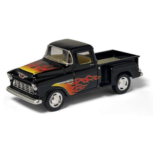 Машина металева Kinsmart Chevy Stepside Pick up в коробці (24) (96) №KT-5330-WF