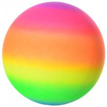 М'яч гумовий-9 ПВХ, веселка, 80 гр, в кульку (120) MS0919