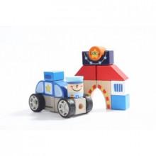 Игрушка деревянная звуковые блоки Отделение полиции Top Bright (5) №150175