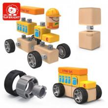 Игрушка деревянная звуковые блоки ШколаTop Bright  (4) №150177