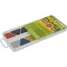 Акварель 14 кольорів Акварель і Я Акварелька-карамелька пластикова упаковка Тетрада (60)