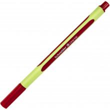 Лінер Schneider 0,4мм лінійка червоний (10) S191002