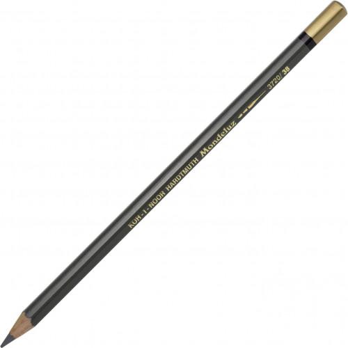 Олівець кольоровий акварельний Koh-i-noor Mondeluz cool grey/холодний сірий №3720/38