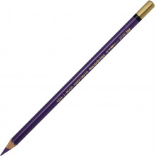 Карандаш цветной акварельный Koh-i-noor Mondeluz dark violet/темно-фиолетовый №3720/182