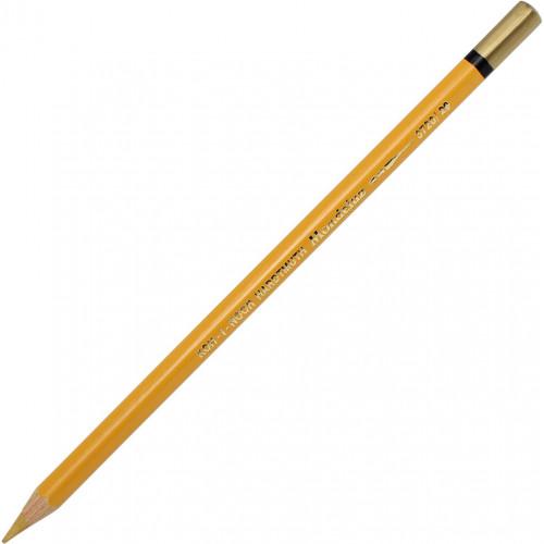 Олівець кольоровий акварельний Koh-i-noor Mondeluz light ochre/охра світла №3720/29