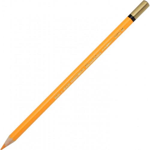 Олівець кольоровий акварельний Koh-i-noor Mondeluz light orange/світло- помаранчевий №3720/45