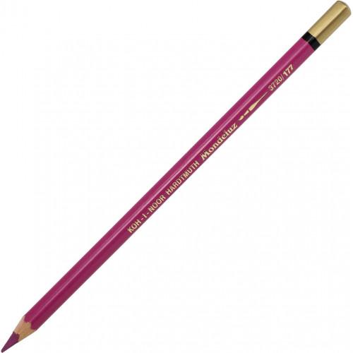 Олівець кольоровий акварельний Koh-i-noor Mondeluz lilac violet/ліловий фіолетовий №3720/177