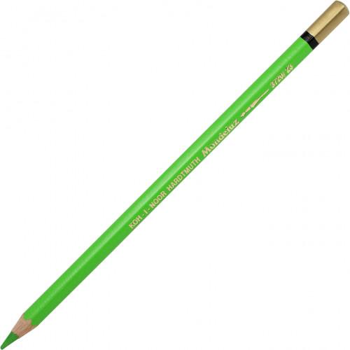 Олівець кольоровий акварельний Koh-i-noor Mondeluz spring green/весняно-зелений №3720/23
