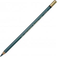Карандаш цветной акварельный Koh-i-noor Mondeluz bluish green/голубовато-зеленый №3720/21