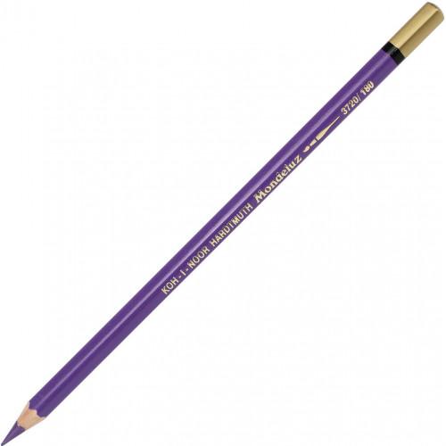 Олівець кольоровий акварельний Koh-i-noor Mondeluz lavender violet dark/темно-лавандовий 3720/180