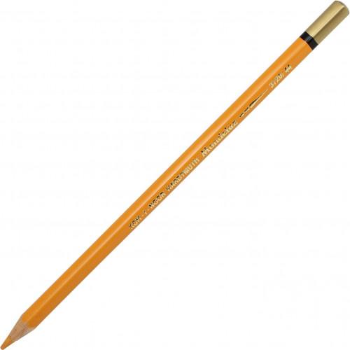 Олівець кольоровий акварельний Koh-i-noor Mondeluz naples yellow/неаполітан жовтий 3720/44
