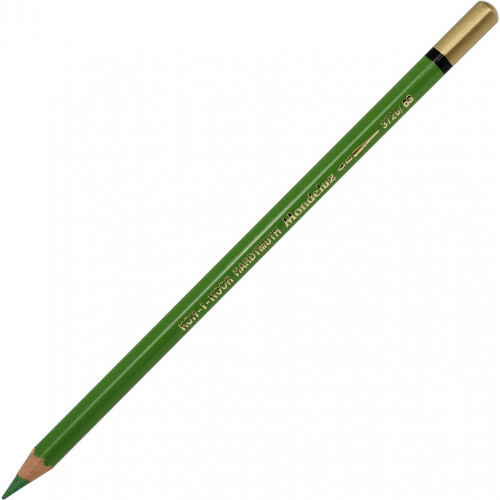 Олівець кольоровий акварельний Koh-i-noor Mondeluz olive green light/оливковий світло- зелений №3720/63