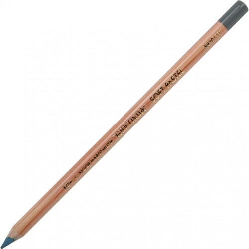 Олівець-пастель Koh-i-noor GIOCONDA metal grey/сірий метал (12) 8820/17