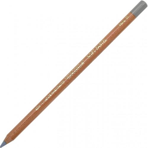 Олівець-пастель Koh-i-noor GIOCONDA pearl grey/перламутрово-сірий (12) 8820/33