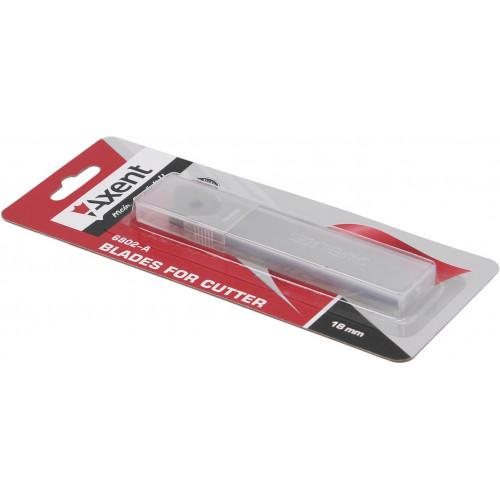 Леза для ножа Axent 18мм (24) (288) 6802