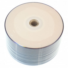 DVD-R 16 х 4. 7Gb/120min Videxbulk (50) ptintable