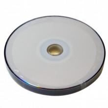 DVD-R 16 х 4. 7Gb/120min Videxbulk (10) ptintable