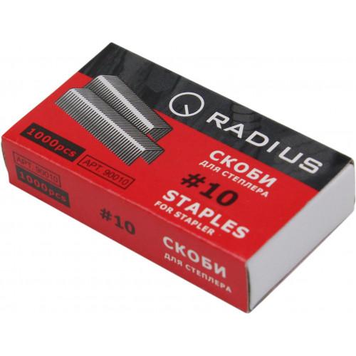 Скоби Radius 1000 шт 10 (20) 90010
