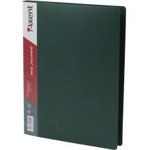 Папка-усы Axent А4 зеленая (1) (20) №1304-05