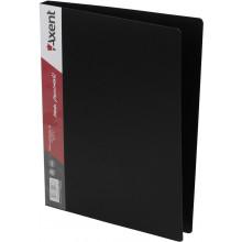 Папка-усы Axent А4 черная (1) (20) №1304-01