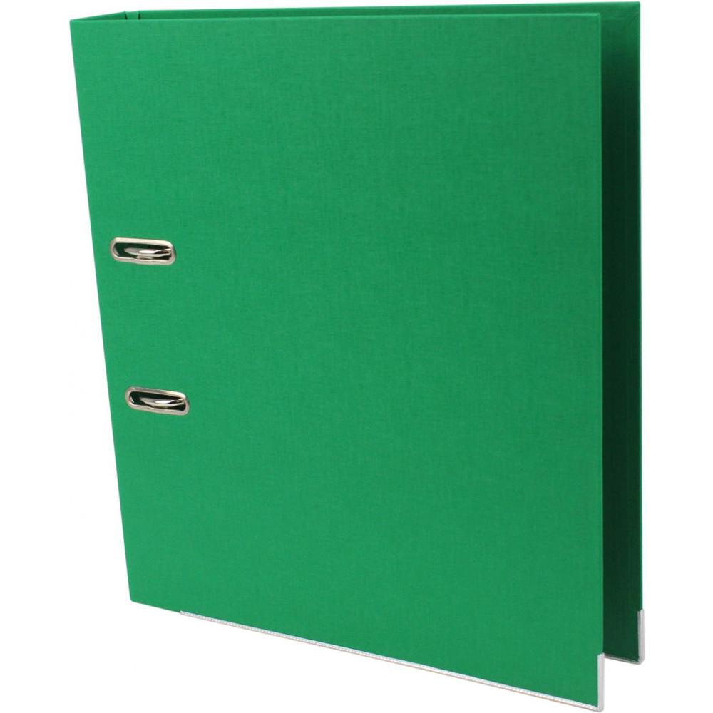 Папка-регистратор Delta by Axent 1711-04 А4 5см двусторонний полипропилен разобранная зеленая