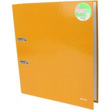 Папка-регистратор Leitz WOW А4 5см 180° оранжевый металлик №10060044