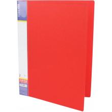 Папка с зажимом Economix А4 CLIP B красная (1) (20) №E31202-03